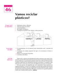 Telecurso 2000 Química Nível Médio - qui46, Manuais, Projetos, Pesquisas de Química