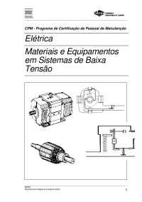 Eletrica Materiais e Equipamentos Em Sistemas de Baixa Tensao1, Manuais, Projetos, Pesquisas de Tecnologia Industrial