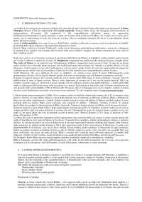 Letteratura inglese - Storia della letteratura inglese - Bertinetti, Esercizi di Letteratura Inglese