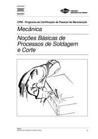 Processo Soldagem Volume2, Notas de estudo de Física