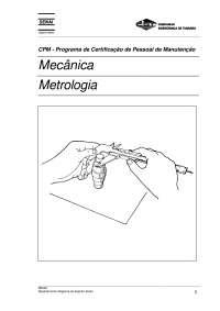 Metrologia, Notas de estudo de Física