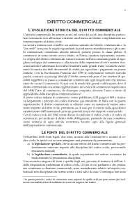 Schemi lezioni di Diritto commerciale l'imprenditore e le società, Rif: Galgano