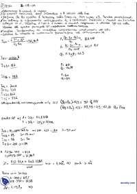 [VM] Sistemi elettrici - Esercizi svolti vari