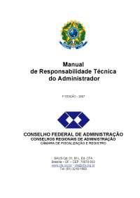copy of manual RT, Manuais, Projetos, Pesquisas de Administração Empresarial