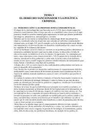 Analisis Economico del Derecho (tema 3)