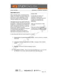 Esercizi IELTS - Ielts preparation, 2
