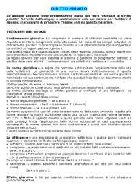 Riassunto esame Diritto Costituzionale Rif: Martines