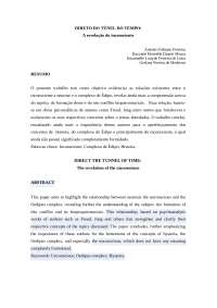 Desenvolvimento do pensamento do inconsciente 2, Notas de estudo de Odontologia