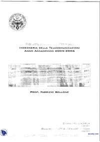 [MB] Antenne intelligenti per comunicazioni radiomobili - Relazione di Laboratorio