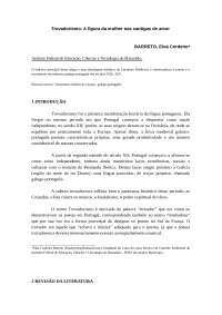 Trovadorismo, Esquemas de Língua Portuguesa