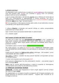 IL MONDO DIGITALE, Ciotti Roncaglia, Riassunto
