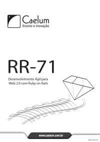 rr71 - ruby - on - rails, Notas de estudo de Informática