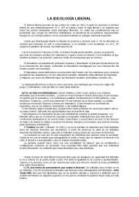 Historia del pensamiento politico curso 10/11