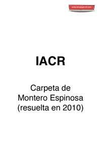 IACR: conceptos básicos de circuitos