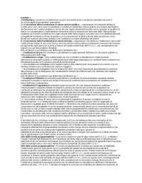 Appunti - Diritto dell'Informazione e della Comunicazione
