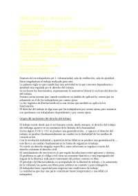 Derecho del trabajo II (Guillermo)