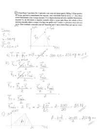 questão 08.01 Solucionário Alonso e Finn - Física um Curso Universitário - Vol 1, Notas de estudo de Cultura