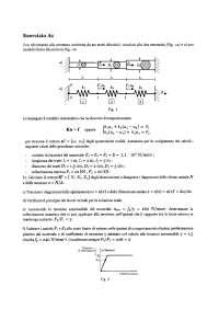 ESERCIZI 2009-2010 - Meccanica delle strutture, Viola