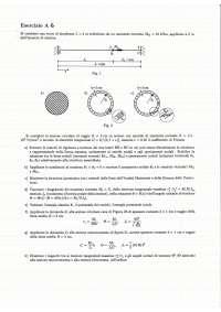 Esercizio A6 - Meccanica delle strutture, Viola