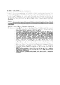 Mantovani - Delitti contro il patrimonio