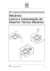Desenho mecânico, Notas de estudo de Desenho