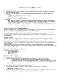 Lezioni di Storia della Medicina - 2010-11