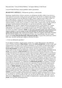 Riassunto esame di Diritto Pubblico (Libro consigliato: Barbera-Fusaro)