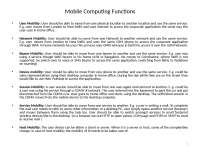 Mobile Computing - Types of Wireless Networks