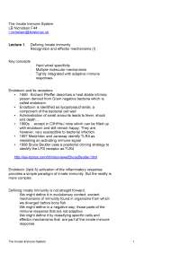 Biothechnology, Lecture Notes - Engineering - 4