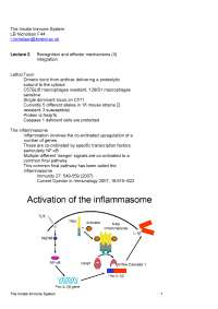 Biothechnology, Lecture Notes - Engineering - 6