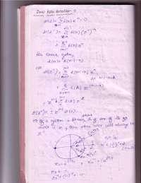 Digital Signal Processing - Zero Pole Locations - Notes - Prof. D.P. Shukla