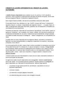 I_REDDITI_DI_LAVORO_DIPENDENTE_ED_I_REDDITI_DI_LAVORO_AUTONOMO parte speciale uricchio