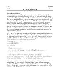 Section Handout: RSS News Feed Madness - Programming Paradigms - 28