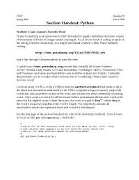 Section Handout: Python - Programming Paradigms - 39