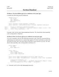 Section Handout: The Incredibles - Programming Paradigms - 20
