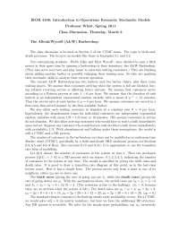 Markov Chains 2, Exercises - Mathematics