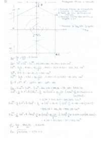 Esercizi svolti di geometria delle masse