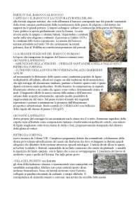 ARTE NEL TEMPO DEI VECCHI CERCARI: Riassunto esame di Storia dell'Arte (testo consigliato: De Vecchi)