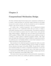 Classification Mechanism Design 4, Lecture Notes - Computer Science