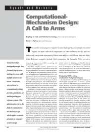 Computational Mechanism Design Introduction, Lecture Notes - Computer Science