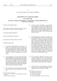 REGOLAMENTO 44-2001