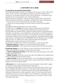 Leanza, Sico- La Sovranità territoriale ; Il Mare.