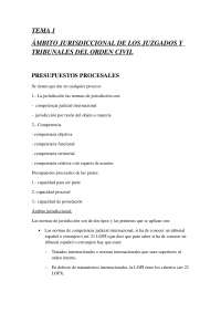 Derecho Procesal.parte civil