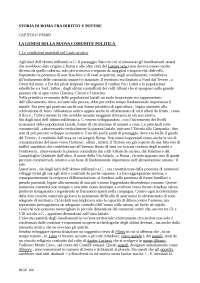 STORIA DI ROMA TRA DIRITTO E POTERE, Riassunto del corso Storia Del Diritto Romano (Capogrossi)