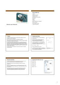 PROJETOS DE M...E EDIFICAÇÕES - 06 materiais para confec??o de maquetes, Manuais, Projetos, Pesquisas de Física