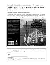 IMAGES OF AMERICA WILTON, TEMPLE AND LYNDEBOROUGH -Lecture Note - American History - Michael Dell'Orto