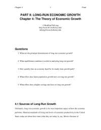 Introduction to Macroeconomics -Chapter 4 (Part 1)-Book Summary-Sociology