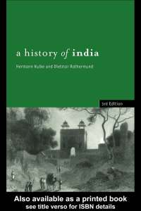 A History of India - Book Summary - Indian History - Hermann Rothermund - PART I