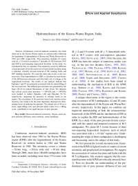 Hydromechanics of the Koyna -Warna Region, India - Essay - Indian History -  Inmaculada Dura-Gomez and Pradeep Talwani