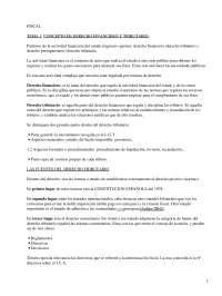 Derecho Fiscal: CONCEPTO DE DERECHO FINANCIERO Y TRIBUTARIO
